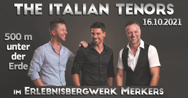 The Italian Tenors - Erlebnis Berwerk Merkers