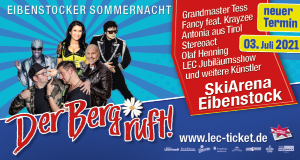 Eibenstocker Sommernacht - SkiArena Eibenstock