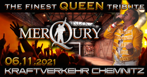 QUEEN - performed by MerQury