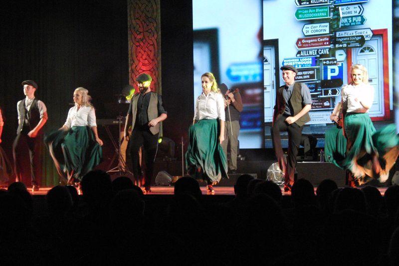 Celtic Rhythms of Ireland im Kraftverkehr Chemnitz