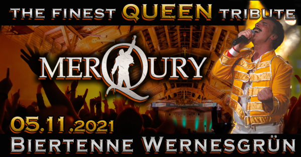 QUEEN - performed by MerQury // Biertenne Wernesgrün