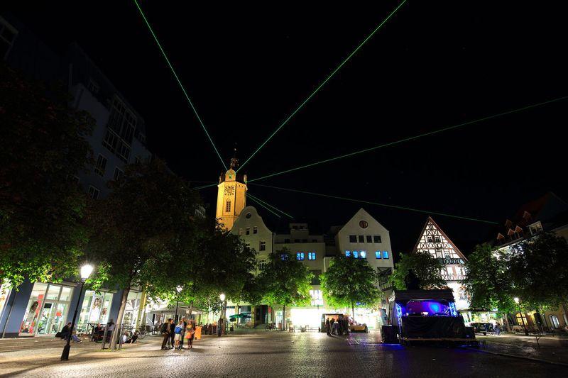 Lange Nacht der Wissenschaften in Jena