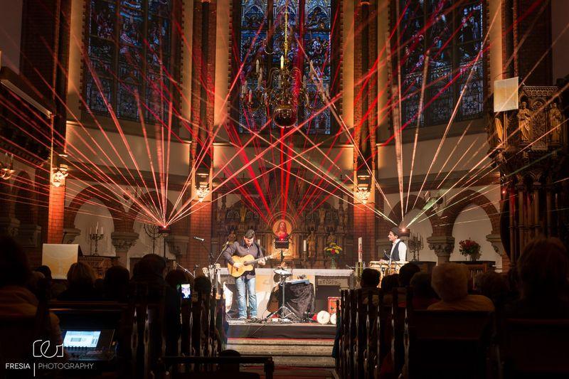 Nacht der erleuchteten Kirche, Rote Kirche Aue