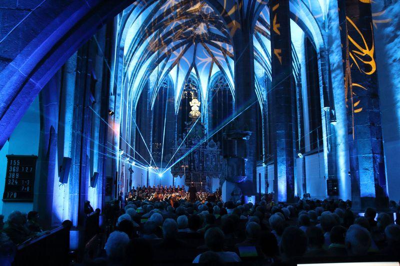 Nacht der erleuchteten Kirche, Mittweida
